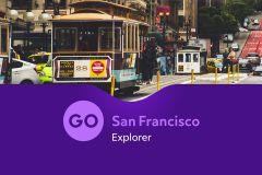 Go San Francisco Explorer Pass: 2, 3, 4 ou 5 Atrações
