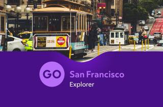 San Francisco Explorer Pass: 2, 3, 4 oder 5 Attraktionen