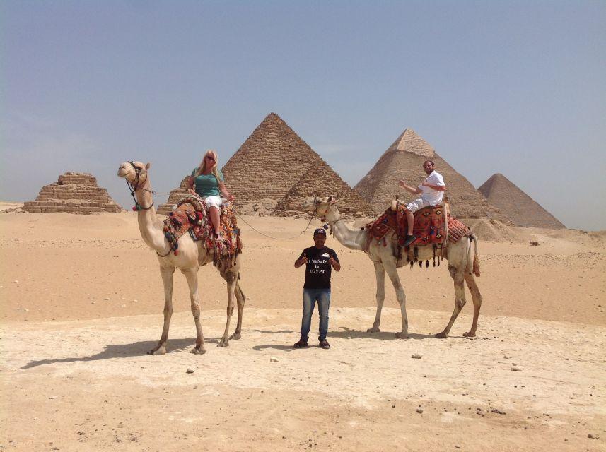 Piramidy w Gizie, Sakkara i Memfis: Prywatna wycieczka