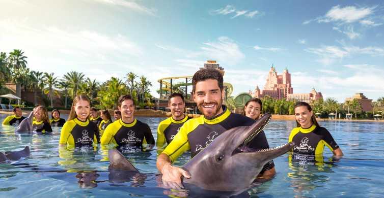 Dubai: Atlantis Deep-Water Dolphin Interaction