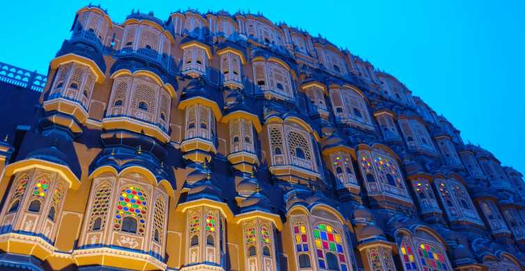Jaipur: Evening Walking Tour