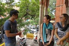 Jaipur: Excursão a pé pela jornada espiritual