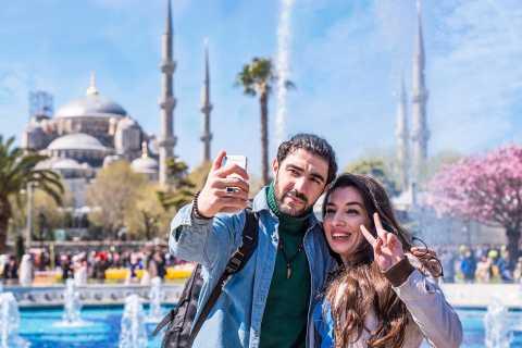 Istanbul: Blaue Moschee und Altstadt − historische Führung