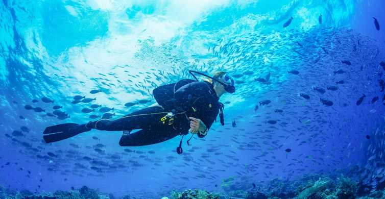 Bali: 3-Day PADI Open Water Diving Course