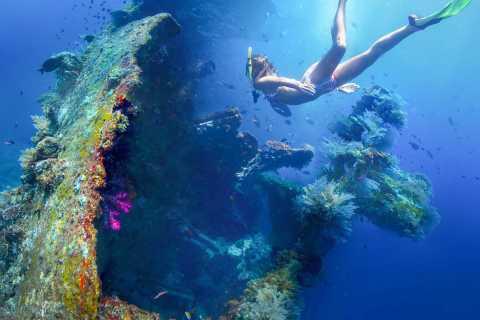 Tulamben: snorkelervaring bij USAT Liberty scheepswrak