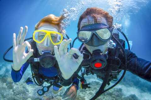 Bali: duiken voor beginners in de baai van Tulamben