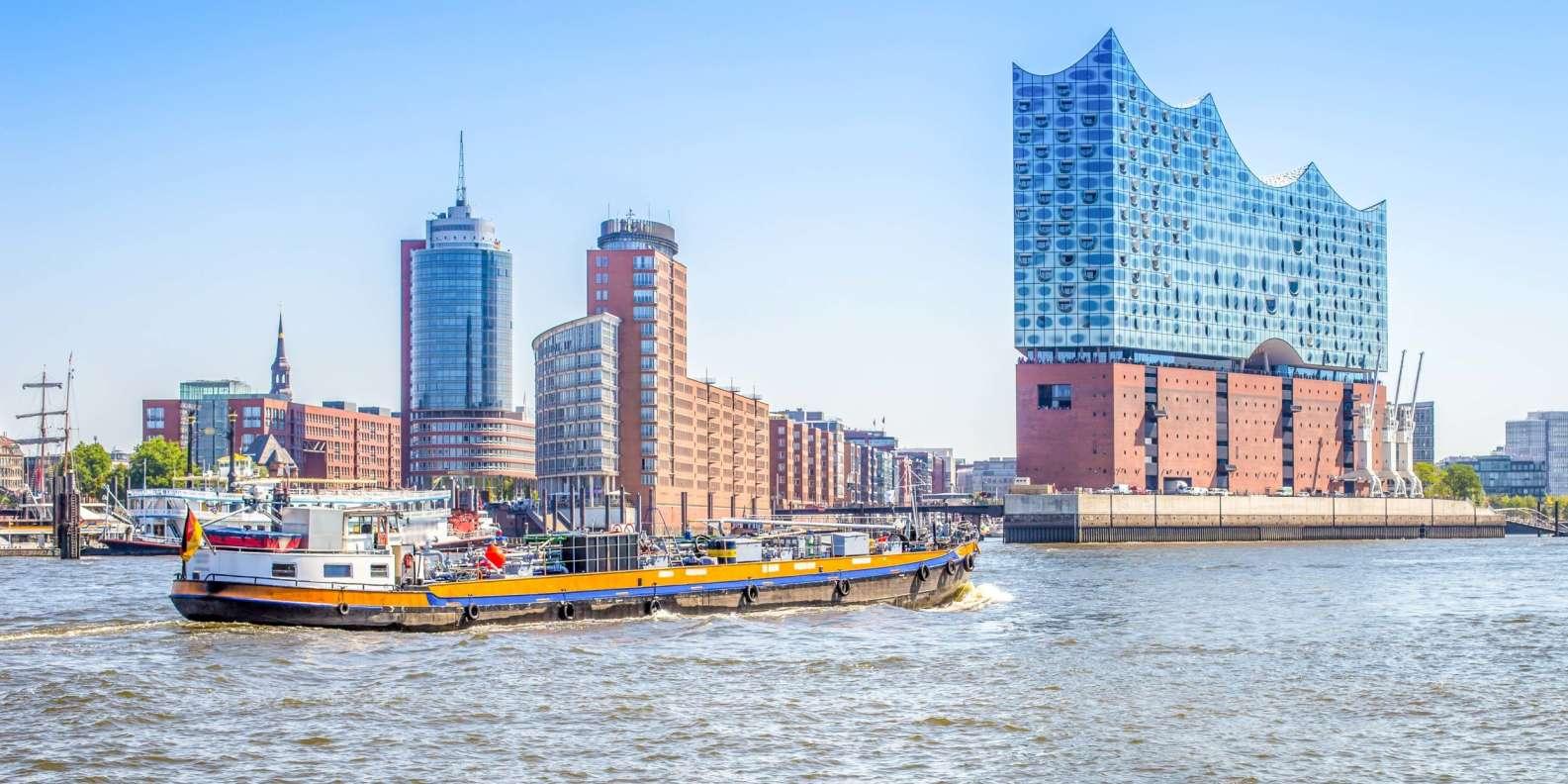 Führung durch die Elbphilharmonie in Hamburg