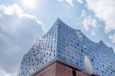 Hamburg: Guided Tour Elbphilharmonie excluding Concert Halls