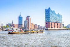Excursão Elbphilharmonie, Speicherstadt e HafenCity