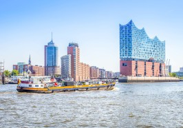 seværdigheder i Hamborg - Hamborg: Tur til Elbphilharmonie, Speicherstadt og HafenCity