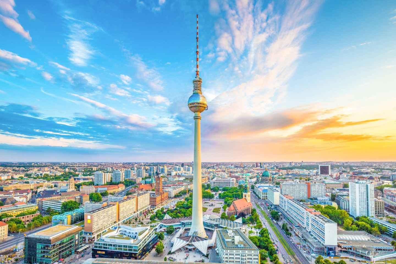 Berlin: Ticket ohne Anstehen für den Berliner Fernsehturm