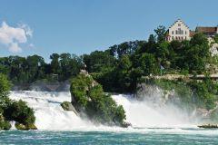 Zurique: Excursão Stein am Rhein e Cataratas do Reno