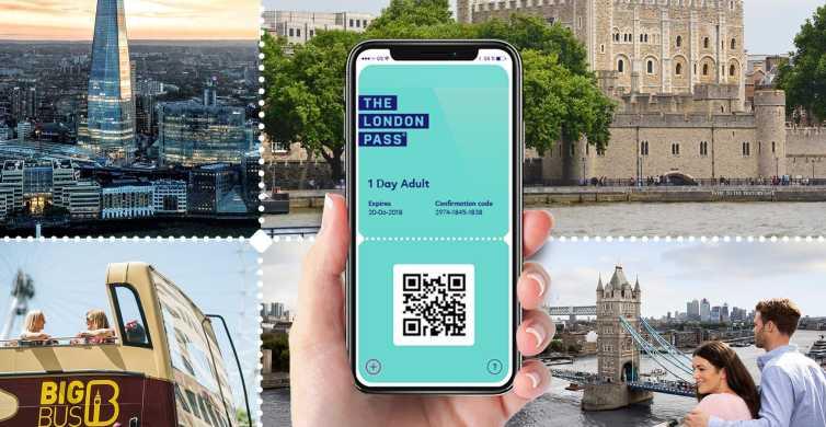 London Pass: accesso ad oltre 80 attrazioni