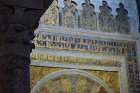 Córdoba Mezquita, Judería and Alcazar Tour