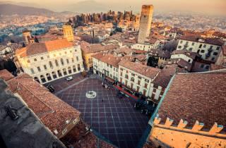 Mailand: Tagestour nach Bergamo mit Rundgang