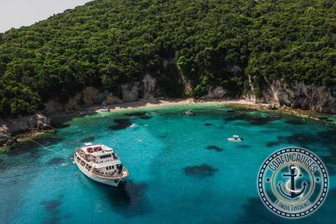 Blaue Lagune und Syvota: Tagestour per Boot