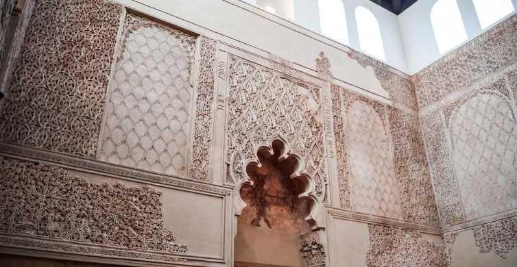 Cordoba: Jewish Quarter and Mosque-Cathedral Guided Tour