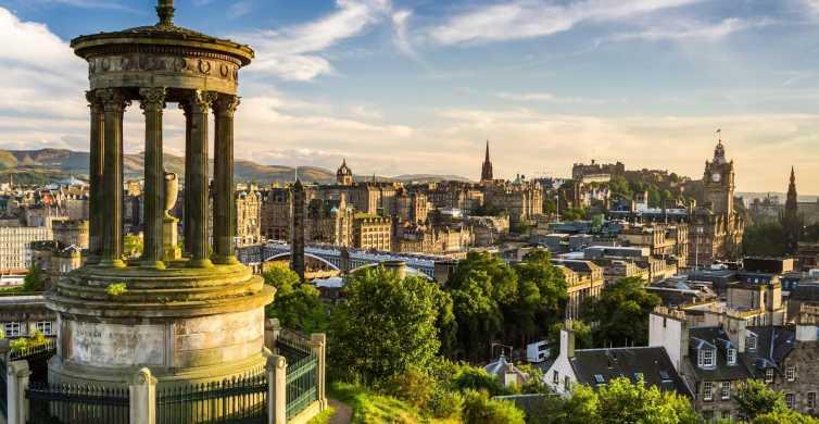 Edimburgo: il Royal City Tour da Londra