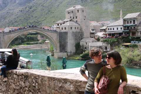From Sarajevo: Mostar and Cities of Herzegovina Day Tour
