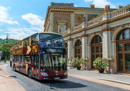 What to do in Budapest - Budapest: 24, 48 and 72-Hour Hop-On Hop-Off Bus Tour