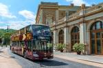 day tours in budapest | hop-on hop-off tour in budapest