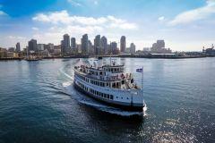 San Diego: melhor cruzeiro pelo porto da baía