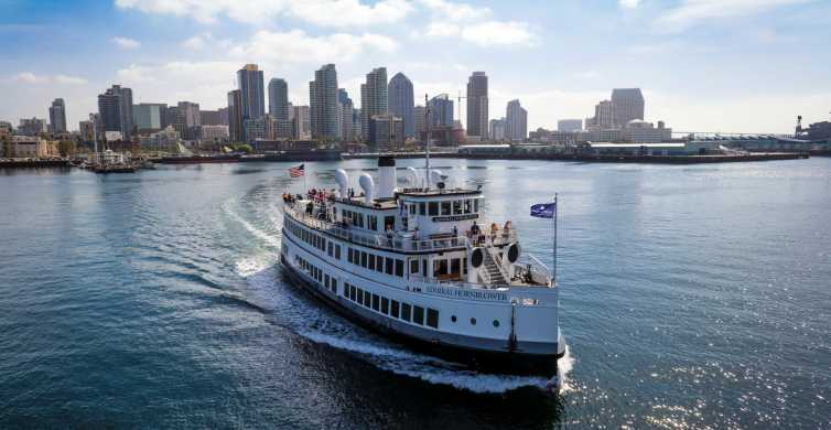 San Diego: Best of the Bay Harbor Cruise