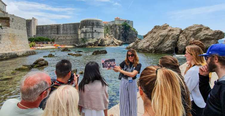 Dubrovnik: Excursão a Pé Game of Thrones e Trono de Ferro