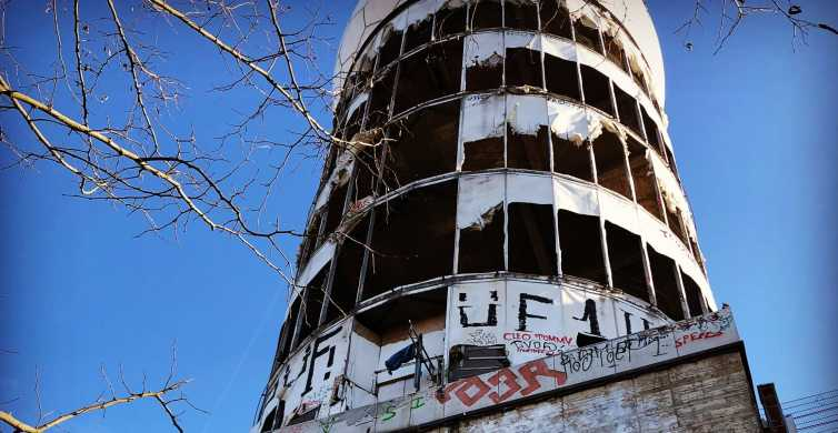 Berlin: Teufelsberg Abandoned Listening Station Trip