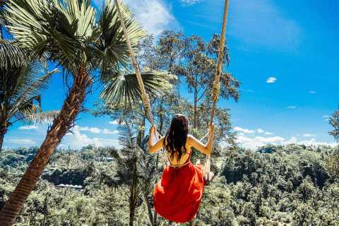 Private Full-Day Tour to the Real Bali Swing and Ubud
