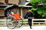Kyoto: Private Rickshaw Tour of Gion and Higashiyama Area