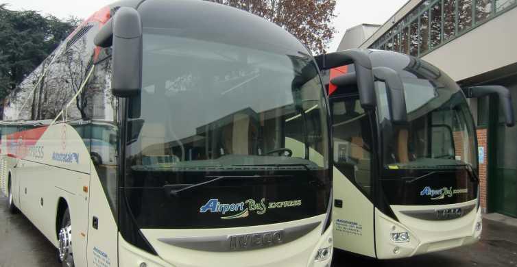 Milano: transfer in autobus tra Malpensa e Milano Centrale