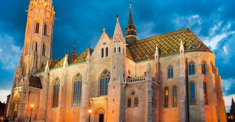 3-Hour Orientation Walking Tour of Buda and Pest