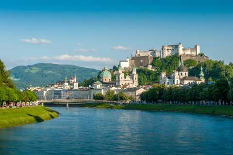 From Vienna: Day Tour of Salzburg