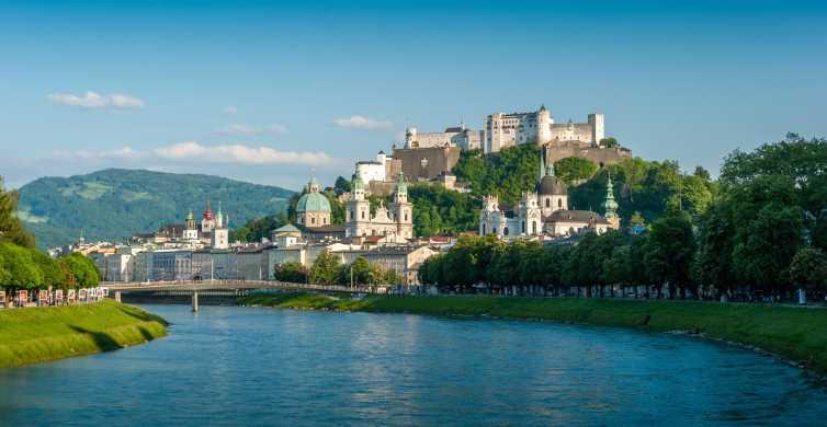 Ab Wien: Tagestour nach Salzburg