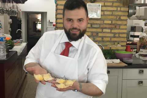 Rome: Exclusive Cooking Class with Matteo Ferroni