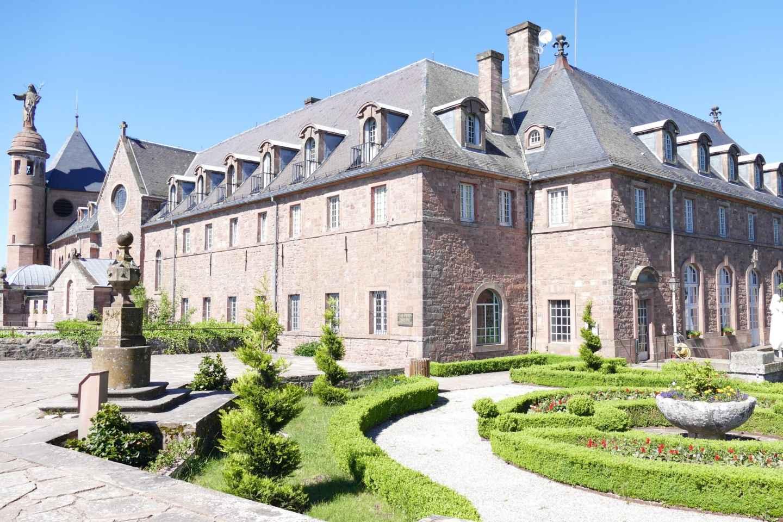 Ab Straßburg: Traditionelle Dörfer im Elsass Tagestour