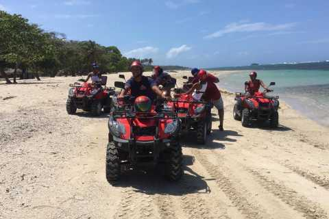 Puerto Plata: Adventure Park Day Pass and Transport