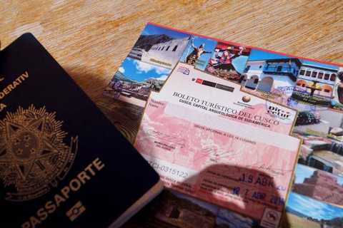 Cusco Tourist Ticket and Sacred Valley Site Pass