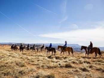Bryce Canyon: Ausritt im Dixie National Forest
