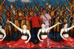 Mumbai: Private Bollywood Tour com show de dança