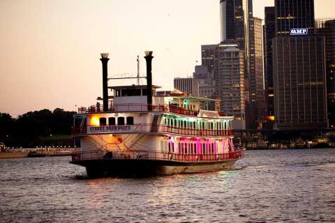 Sydney Harbour: Showboat Cruise with 3-Course Dinner