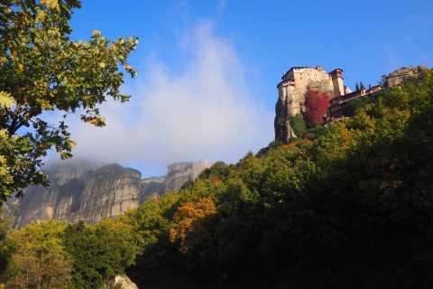 Visita a los monasterios de Meteora desde Atenas