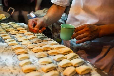 Bangkok: 3-Hour Chinatown Foodies Tour with Tastings