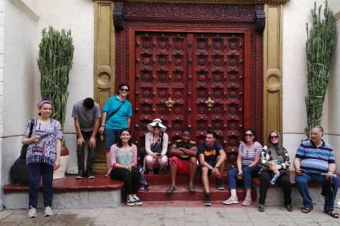 Stonetown Historical Walking Tour & Traditional Lunch