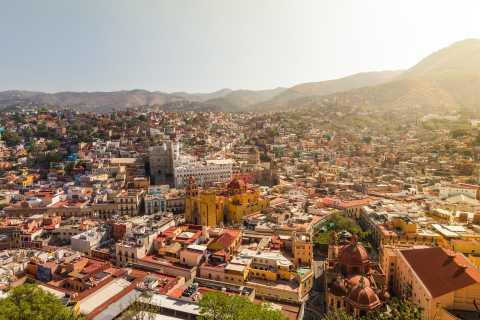 From San Miguel de Allende: Guanajuato City Tour