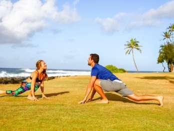 Kauai: Private Yogastunde mit zertifizierten Instruktoren