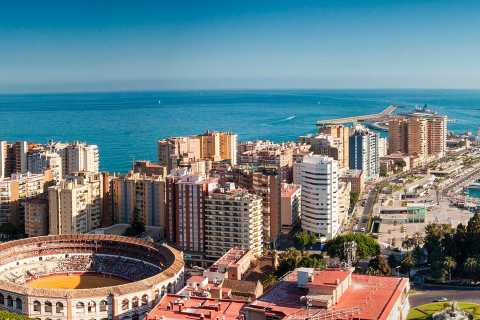 Málaga: 2-Hour Private Driver for City Sightseeing
