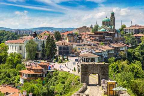 From Bucharest: Small Group Day Trip to Medieval Bulgaria