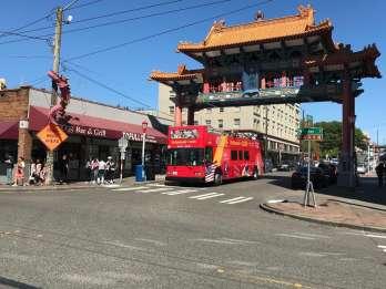 Seattle: Stadtrundfahrt im Hop-On/Hop-Off-Bus. Foto: GetYourGuide